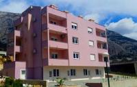 Sara Apartments - Dvokrevetna soba s bračnim krevetom s pogledom na more - Sobe Makarska