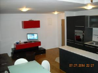 Apartment Puljiz - Duplex Two-Bedroom Apartment with Balcony - apartments makarska near sea