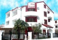 Apartments Villa Ivana - Studio avec Balcon et Vue sur la Mer - Appartements Biograd na Moru