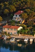 Apartments Dakrijus - Apartman s 1 spavaćom sobom s pogledom na more - Bobovisca