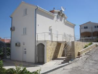 Apartments Bellevue - Two-Bedroom Apartment with Balcony and Sea View - Apartments Trogir