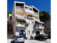 Apartments Kartulina - Chambre Double avec Balcon - Vue sur Mer - Appartements Brela
