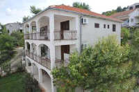 Apartments Slanada - Apartman s 1 spavaćom sobom, terasom i pogledom na more - Apartmani Trogir