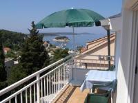 Apartments Julija - Studio avec Balcon et Vue sur la Mer - Mansardé - Hvar
