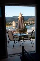 Apartments Villa Espero - Apartment mit 2 Schlafzimmern, einem Balkon und Meerblick - Ferienwohnung Trogir