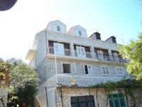 Apartments Villa Lucija - Dvokrevetna soba s bračnim krevetom s pogledom na more - Apartmani Hrvatska
