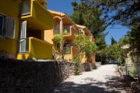 Apartments Zelena Punta - Apartment mit 1 Schlafzimmer (2 Erwachsene + 2 Kinder) - Kukljica