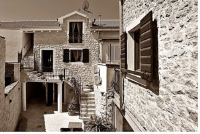 Apartments Cvita - One-Bedroom Apartment - Attic - Bibinje
