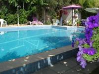 Guest House Villa Ines - Annex - Chambre Double avec Balcon - Vue sur Mer - Chambres Zadar