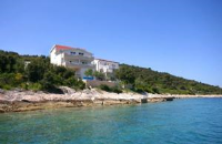 Apartments Loncar - Studio with Balcony and Sea View - Houses Kapelica