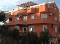 Guest House Villa Miolin - Appartement 3 Chambres avec Terrasse et Vue sur la Mer - Kastel Sucurac