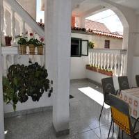 Apartments Vedrana - Apartment mit 1 Schlafzimmer, Meerblick und Balkon - Ferienwohnung Biograd na Moru