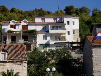 Apartments Dalmatia - Apartment mit 1 Schlafzimmer und Terrasse (4 Erwachsene) - Haus Stomorska