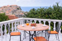 Apartment Lovrijenac - Apartment with Terrace - dubrovnik apartment old city