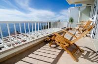 Apartment Paco - Apartment mit 3 Schlafzimmern, einem Balkon und Meerblick - Gorica