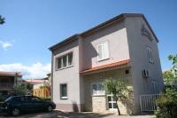 Apartments Irena Krk - Apartment mit 1 Schlafzimmer und Patio - krk strandhaus