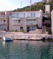 Apartments Jerkovic - Apartman s 2 spavaće sobe s terasom - Klek