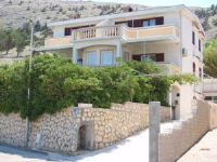 Apartments Ariana - Two-Bedroom Apartment with Terrace and Sea View - sea view apartments pag