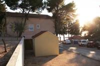 Apartments Beti - Apartment mit 2 Schlafzimmern, einem Balkon und Meerblick - Haus Podgora