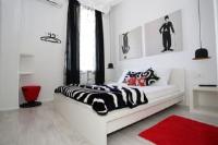 The Hostel - Dvokrevetna soba s bračnim krevetom, pogledom na vrt i vlastitom kupaonicom - zadar sobe