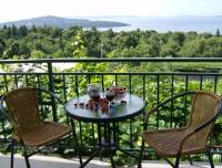 Angelina Apartments - Apartment mit 2 Schlafzimmern, Terrasse und Meerblick - Ferienwohnung Seget Vranjica