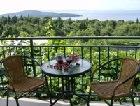 Angelina Apartments - Two-Bedroom Apartment with Terrace and Sea View - Apartments Seget Vranjica