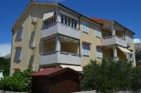 Apartment Ive - Appartement 2 Chambres avec Balcon - Appartements Baska Voda