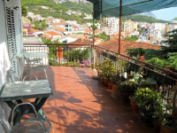 Apartments Dobrinic - Two-Bedroom Apartment with Sea View - apartments makarska near sea