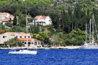 Vila Mozara - Trokrevetna soba s pogledom na more - Sobe Slano
