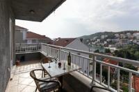 K-apartments - Dvokrevetna soba s bračnim krevetom ili s 2 odvojena kreveta s pogledom na vrt - Sobe Stari Grad