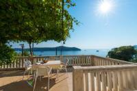 Apartments Kirigin - Standard Apartment mit 2 Schlafzimmern und Meerblick - Ferienwohnung Kroatien