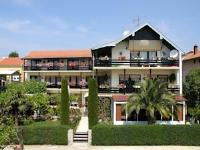 Rooms Vila Mautner - Dvokrevetna soba s bračnim krevetom i balkonom ili terasom - Sobe Vodice