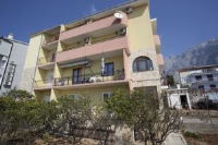 Villa Mia Makarska - Studio with Balcony - apartments makarska near sea