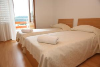 Rooms Villa Brna - Twin Room - Smokvica
