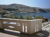Apartments Katica - One-Bedroom Apartment with Sea View - Metajna