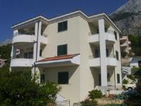 Villa Katarina Makarska - Apartment mit 1 Schlafzimmer, Balkon und Meerblick - Ferienwohnung Makarska