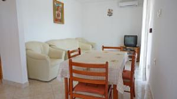 Apartments Roberta - Studio mit Terrasse (3 Erwachsene) - Ferienwohnung Kozino