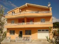 Apartments Vidović - Apartman s 2 spavaće sobe s balkonom i pogledom na more - Sveti Petar u Sumi