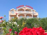 Pansion Kardum - Quadruple Room with Balcony and Sea View - Bibinje