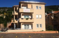 Apartments Stevanovic Cres - Maisonette-Apartment mit Balkon und Meerblick - Ferienwohnung Cres