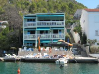 Apartments Kocak - Studio mit Balkon (4 Erwachsene) - Ferienwohnung Blace