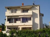 Apartments Buljan - Apartman s 1 spavaćom sobom - prizemlje (3 odrasle osobe) - Sobe Privlaka