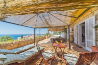 Apartment Arsiada 2 - Two-Bedroom Apartment with Terrace and Sea View - Ploce