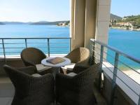 Admiral Grand Hotel - Posebna ponuda (uključen švedski stol za večeru) - Dvokrevetna soba s bračnim krevetom na morskoj strani - Apartmani Soline