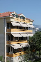 Apartments Il Giardino - Studio with Balcony and Sea View - apartments in croatia