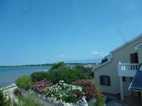 Bed&Breakfast Vanni - Dvokrevetna soba s bračnim krevetom i terasom s pogledom na more - Privlaka