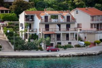 Apartments Malo Lago - One-Bedroom Apartment with Sea View - Apartments Lastovo