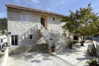 Apartments Pecotić - Apartment mit 1 Schlafzimmer und Terrasse - Smokvica