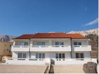 Apartments Mare - Studio with Terrace - Apartments Baska