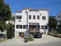 Apartment Milosavljević - Appartement 2 Chambres avec Terrasse - Appartements Baska Voda
